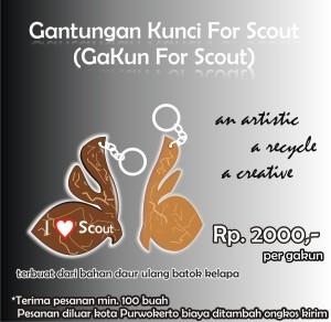 Gakun Pramuka (Scout)